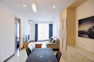 ขายคอนโดพระราม 3 สาธุประดิษฐ์ : 6409-465 ขาย คอนโด สาทรเหนือ พระราม 3 MRTคลองเตย Supalai Prima Riva 1ห้องนอน ชั้นสูง
