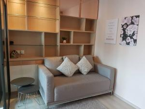 For SaleCondoOnnut, Udomsuk : M3740-Condo for sale and rent Life Sukhumvit 48, near BTS Phra Khanong 600 meters, has a washing machine and fully furnished, ready to move in.