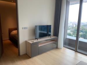 For RentCondoSilom, Saladaeng, Bangrak : Condo for rent Saladaeng One (1 bedroom) NO-105 Soi Saladaeng, near MRT Silom, Lum View