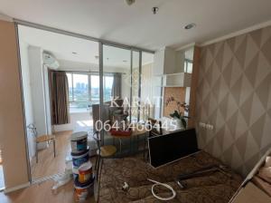 For SaleCondoBangna, Bearing, Lasalle : Lumpini ville lasalle-bearing for sale fully furnished beautiful decoration 22 sqm 1.5 MB Bee 0641466445 (R5706)