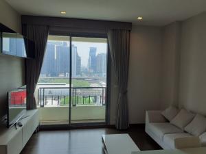 เช่าคอนโดพระราม 9 เพชรบุรีตัดใหม่ RCA : 6409-411 ให้เช่า คอนโด รัชดา พระราม 9 MRTเพชรบุรี Q Asoke 1ห้องนอน วิวเมือง