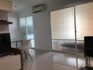 เช่าคอนโดพระราม 9 เพชรบุรีตัดใหม่ : 6409-368 ให้เช่า คอนโด รัชดา พระราม 9 MRTพระราม9 Lumpini Place Rama 9 - Ratchada 1ห้องนอน ชั้นสูง