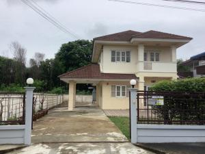 For RentHouseRangsit, Thammasat, Patumtani : Rhein natural home for rent 340 sq m.