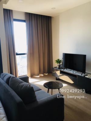 เช่าคอนโดสยาม จุฬา สามย่าน : Ashton Chula Silom for rent 1 Bedroom only 18,000/ month