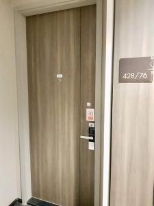 เช่าคอนโดลาดพร้าว เซ็นทรัลลาดพร้าว : ห้องหันหน้าทิศเหนือ ชั้น 8 วิวสวนและเมือง พร้อมเฟอร์และ เครื่องใช้ไฟฟ้า ✨ประกันห้อง10ปีค่ะ ✨มีbreakfast ให้ทุกเช้าค่ะ จาก mqdcค่ะ