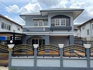 For SaleHouseNawamin, Ramindra : For sales Single House at soi Saimai 15, 50 sq.wah., near BTS KorPorAor