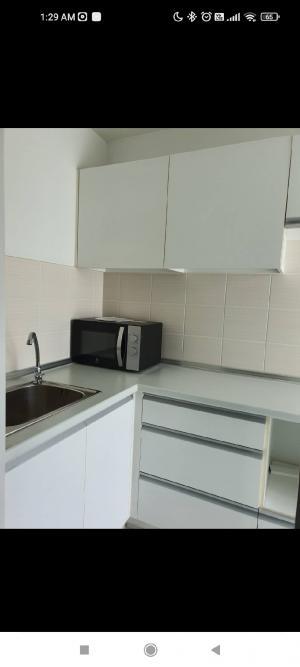 เช่าคอนโดพระราม 9 เพชรบุรีตัดใหม่ : LPN Place พระราม9-รัชดา 1 ห้องนอน ชั้น24 ห้องใหม่ ไม่เคยปล่อยเช่า โทร0819196666