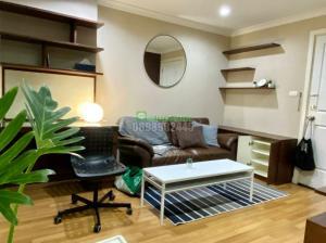 For RentCondoRama9, Petchburi, RCA : Rent 1bed 1bath Building D 23 Floors 9,000Baht Lumpini Place Rama9 Condo