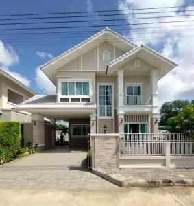 For SaleHouseChiang Mai : CSS100838 Two storey House for sale with 4 bedrooms and3 bathrooms.