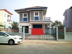เช่าบ้านรังสิต ธรรมศาสตร์ ปทุม : ให้เช่าบ้านเดี่ยว 2 ชั้น ย่านรังสิต-คลอง 3 พร้อมอยู่ บ้านสร้างใหม่