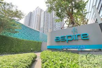 ขายคอนโดอ่อนนุช อุดมสุข : Aspire Sukhumvit 481ห้องนอน ขนาด 38 ราคาพิเศษเพียง 3,000,000 บาท!!