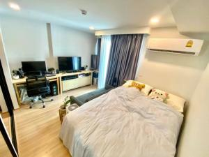 For SaleCondoAri,Anusaowaree : ✅For Sale 1Bedroom 1Bathroom Size 28 sq.m. On 5th floor Fully-Furnish, Ready to move in Sell Price 4,450,000 THB