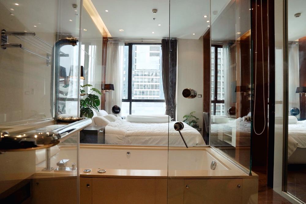 เช่าคอนโดสุขุมวิท อโศก ทองหล่อ : TheAddress28 ห้องแต่งใหม่ วิวสวย ให้เช่า