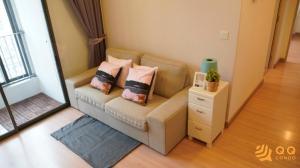 For RentCondoRatchathewi,Phayathai : For Rent Ideo Mobi Phayathai  2Bed , size 52 sq.m., Beautiful room, fully furnished.