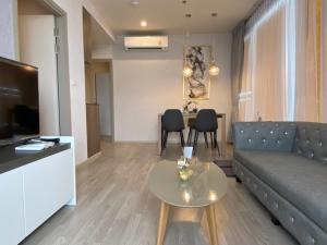เช่าคอนโดบางนา แบริ่ง ลาซาล : Condo for RENT: Ideo Mobi Sukhumvit Eastpoint Size 53.8 sqm 2 bed 2 bath on 18th floor , Building B ,rental 35,000 baht/month