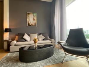 For RentCondoSilom, Saladaeng, Bangrak : Saladaeng One Condo For Rent 1 Bedroom