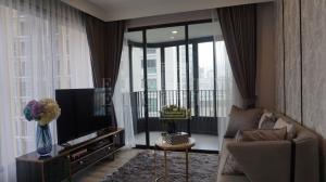 For RentCondoRama9, Petchburi, RCA : For Rent Ideo Mobi Asoke (56 sqm.)