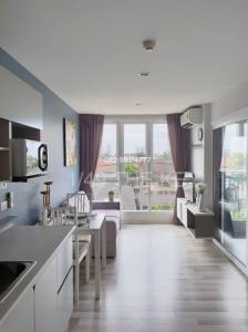เช่าคอนโดพัฒนาการ ศรีนครินทร์ : พิเศษสุดช่วง Covid !! คอนโด Style Resort ใกล้สวนหลวง ร 9