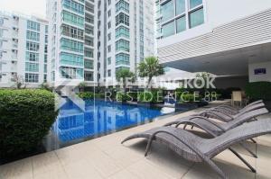 For SaleCondoSukhumvit, Asoke, Thonglor : Best Price!! Nusasiri Grand Condo @9.5MB - Large Room Best Location Best View Near BTS Ekkamai
