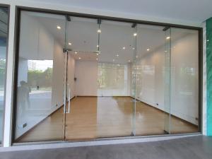 For RentOfficeSukhumvit, Asoke, Thonglor : Commercial Space at Supalai Oriental Sukhumvit 39 for rent