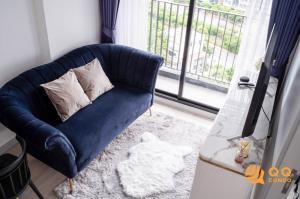 For RentCondoSathorn, Narathiwat : For rent  KnightsBridge Prime Sathorn - 1Bed, size 25 sq.m., Beautiful room, fully furnished.