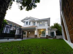 ขายบ้านเกษตรศาสตร์ รัชโยธิน : บ้านเดี่ยว มัณฑนา วัชรพล-รามอินทรา 2