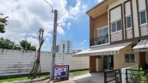 ขายทาวน์เฮ้าส์/ทาวน์โฮมราษฎร์บูรณะ สุขสวัสดิ์ : ⚡🏡 มาใหม่! : Pleno Suksawat Rama III (ในซอยสุขสวัสดิ์ 30) ที่ดินรวม 33.8 วา ⭕ บ้านหน้ากว้างถึง 8.9 เมตร มีพื้นที่ด้านข้าง 13.1 ตารางวา