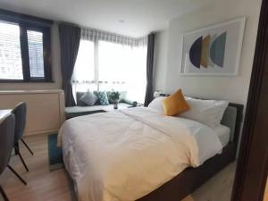 เช่าคอนโดรัชดา ห้วยขวาง : เช่าด่วน ห้องใหม่ป้ายแดง XT Huaikhwang  1ห้องนอน ห้องสวย เครื่องใช้ไฟฟ้าครบ ใกล้ Mrt ห้วยขวาง 75เมตร