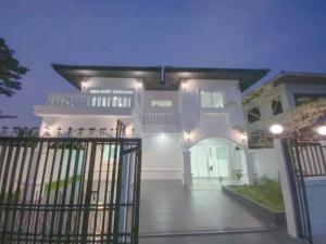 ขายบ้านรังสิต ธรรมศาสตร์ ปทุม : บ้านเดี่ยว2ชั้นโซนรังสิต  ธัญบุรีคลอง13 หมู่บ้านโสมศิริ  รังสิต-นครนายก