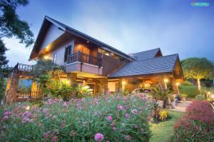 ขายบ้านโคราช เขาใหญ่ ปากช่อง : Vacation home for sale in khao Yai  Phuphattra Village 1