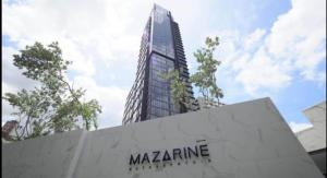 For RentCondoKasetsart, Ratchayothin : 🎉 Condo for rent Mazarine Ratchayothin, new room 🎉