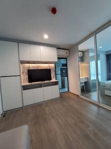 For SaleCondoVipawadee, Don Mueang, Lak Si : New condo for sale Reach Phaholyothin 52 built-in whole room Wide front room, ready to move in, very beautiful room, 1.69 million baht