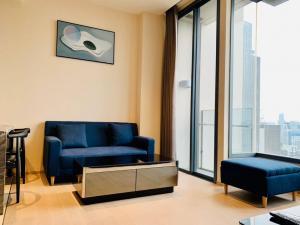 เช่าคอนโดพระราม 9 เพชรบุรีตัดใหม่ RCA : คอนโดหรูThe Esse Asoke ใจกลางเมือง Asoke ให้เช่าขนาด 48 ตม 1 ห้องนอน