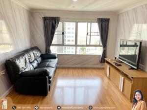 For RentCondoRama9, Petchburi, RCA : JY-R00003- For rent Lumpini Place Rama 9 - Ratchada Building D on 21 floor 70sq.m. 2 bed  2 bath  Close to MRT Praram 9 only 700m.