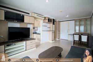 For RentCondoRama9, Petchburi, RCA : JY-SR0031-For sale/rent Lumpini Place Rama 9 - Ratchada Building A on 14th floor 71sq.m  2bed 2bath Close to MRT-Praram9 only 700m.