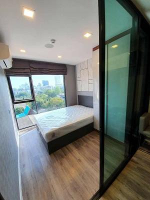 เช่าคอนโดรัชดา ห้วยขวาง : 🔥 ให้เช่าห้องสวย คอนโด Modiz รัชดา 32ห้องขนาด 24 ตรม. ชั้น 7 ตกแต่งพร้อมอยู่ได้เลย