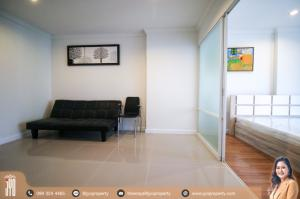 For SaleCondoRama9, Petchburi, RCA : JY-S00002-For Sale Lumpini Place Rama 9-Ratchada, Building A, 6th floor, 38sq.m., 1 Bed 1 Bath, Near MRT Praram 9 (700 meter)