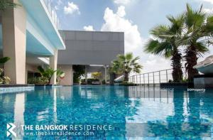 For SaleCondoLadprao, Central Ladprao : Rare Item!!  Abstracts Phahonyothin Park @4.63 MB - Large Room Fully furnished High Floor  Near MRT Phahon Yothin