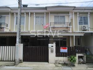 For SaleTownhouseBang kae, Phetkasem : Townhome 3 Beds at Prukatown Phetkasem 81 / Townhome for Sale (As is)
