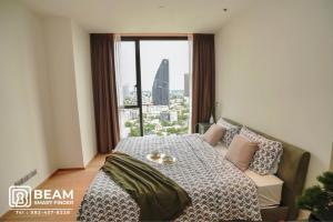 For RentCondoSukhumvit, Asoke, Thonglor : BT007_P💖Beatniq Sukhumvit 32💖**Beautiful room, fully furnished, ready to move in**