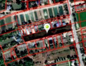 For SaleLandNakhon Pathom, Phutthamonthon, Salaya : Land and Single house for sale 2 rai, good location, near Tha Chin River, Tai Ngam Subdistrict, Pratunam Road, Phra Phimon, Rural Road, Natha 3039, Bang Sai Pa Subdistrict, Bang Len District, Nakhon Pathom