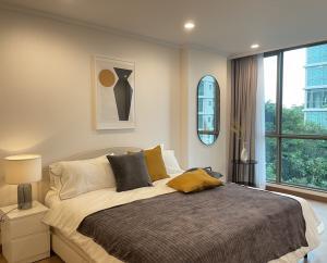 For RentCondoSukhumvit, Asoke, Thonglor : Supalai oriental Sukhumvit 39 Big 2 bedrooms for rental 100 sqm