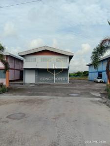 เช่าโกดังรังสิต ธรรมศาสตร์ ปทุม : ให้เช่าโกดัง พร้อมมออฟฟิศ 246 ตร.ม. อ.ลาดหลุมแก้ว ปทุมธานี Warehouse for rent with office 246 sq.m., Lat Lum Kaeo District, Pathum Thani.