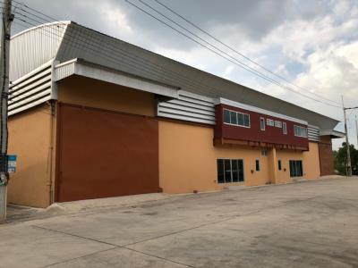 For RentWarehouseNakhon Pathom, Phutthamonthon, Salaya : Warehouse for rent, with office, Phutthasakorn-Phutthamonthon Sai 4, Petchkasem