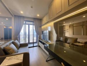 For RentCondoSukhumvit, Asoke, Thonglor : 🔥🔥 Risa00975 Condo for rent, Ashton Asoke, 34 sqm, 23rd floor, short term contract 🔥🔥