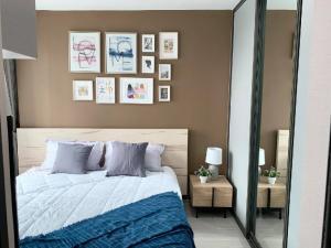 เช่าคอนโดลาดพร้าว เซ็นทรัลลาดพร้าว : 🎉 ให้เช่าคอนโด Life Ladprao ตึก B ขนาด 35 ตรม. 1 ห้องนอน ติด BTS ห้าแยกลาดพร้าว