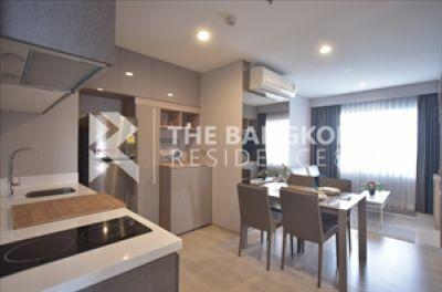 For RentCondoRama9, Petchburi, RCA : Rent RHYTHM Rhythm Asoke2  2 bedroom 43 Sq.m. fully furnished ready to move in 25K 43 Sq.m. 2 bedroom 1 bathroom Full furnished 25K  091-778-2888
