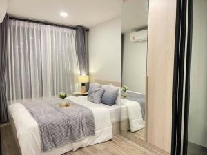 เช่าคอนโดรัชดา ห้วยขวาง : 🔥 ให้เช่าห้องใหม่ ตกแต่งสวยมาก คอนโด เดอะ คอลเลค รัชดา 32 ขนาด 28 ตรม. เข้าอยู่ได้เลย