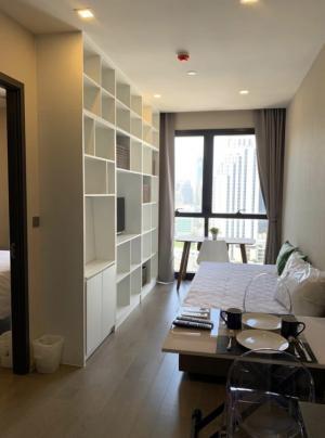 For RentCondoSukhumvit, Asoke, Thonglor : 🔥🔥 Risa00988 Ashton asoke for rent, 33 sqm, 23rd floor, 20,000 baht only 🔥🔥