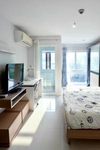 ขายคอนโดเชียงใหม่ : วิวดอยสุเทพ ปันนา เรสซิเดนซ์ 4 แอท ม.เชียงใหม่ Punna Residence 4 Chiang Mai ชั้น 5 , 40 ตรม 2.3 ลบ.